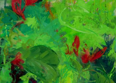 Ueppige_Flora-Acryl-100x100cm