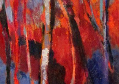 Abendgluehen-Oel-140x60cm