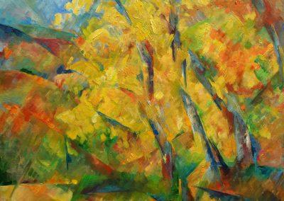Goldener_Herbst_Abstr.I-Oel-60x50cm