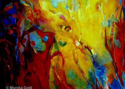 Herbstimpressionen-Acryl-140x180cm